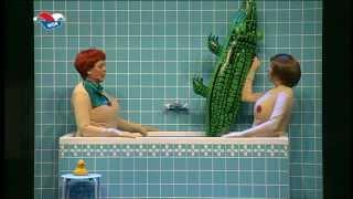 Stunk in der Badewanne
