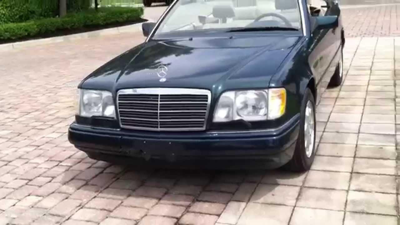 Mercedes benz e320 convertible youtube for Mercedes benz e320 convertible for sale