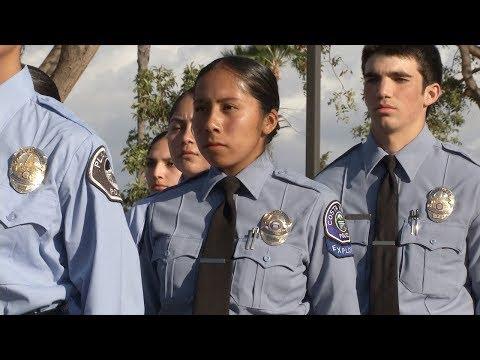 Costa Mesa Police Explorers