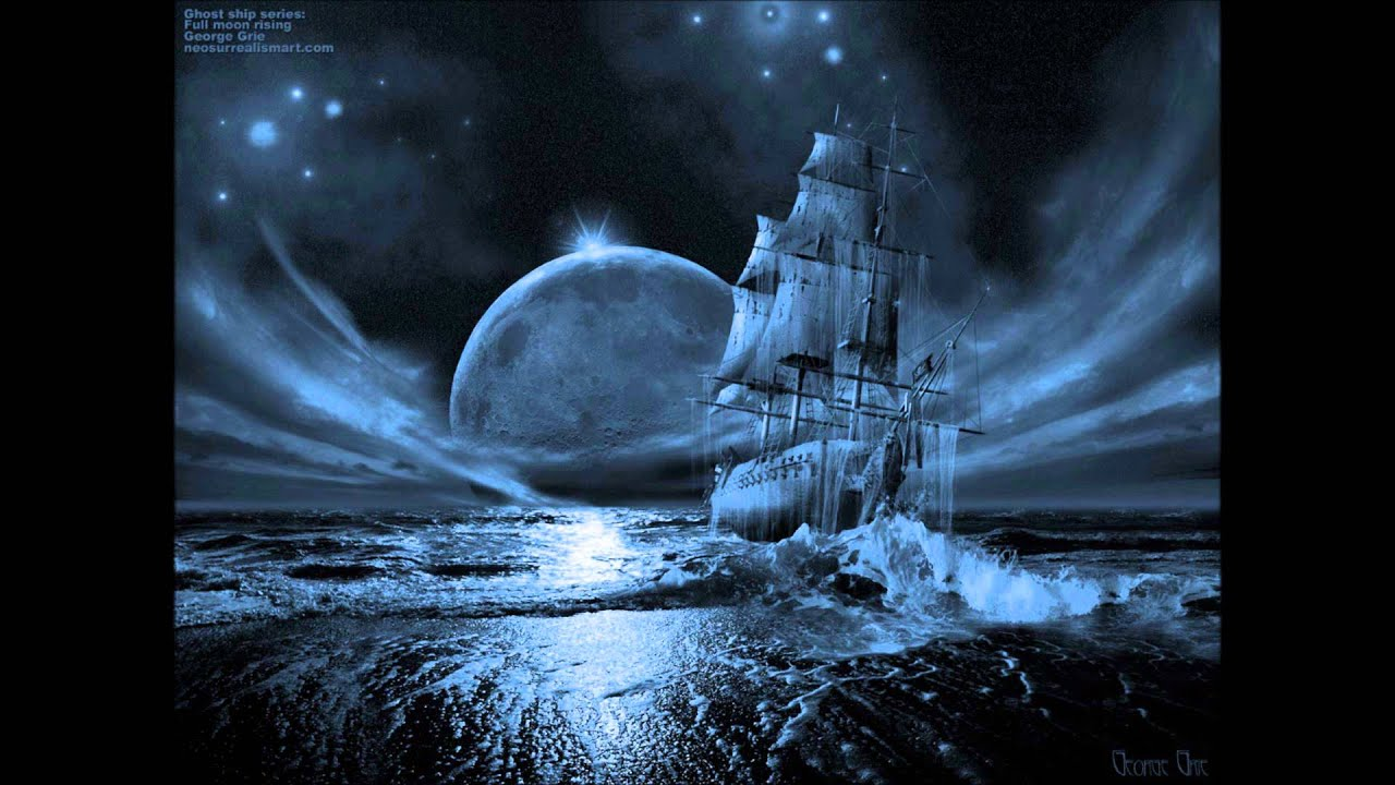 grie ghost ship George