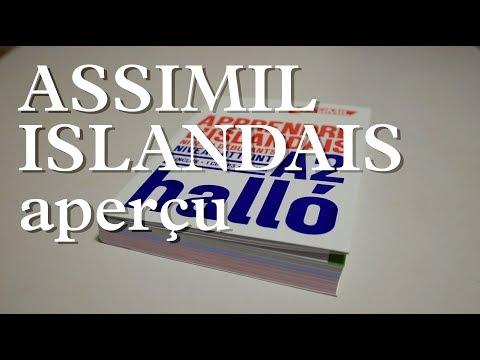 Assimil Icelandic, preview + audio