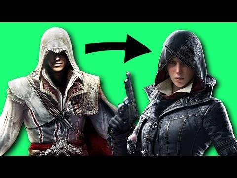 Assassin's Creed Tarihi