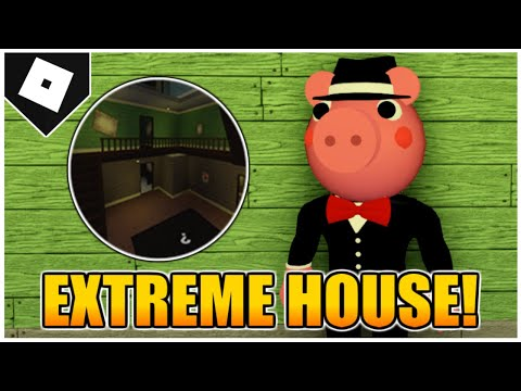 """how-to-get-""""escape-extreme-house""""-badge-fancy-piggy-morph-in-infecteddeveloper's-piggy!-[roblox]"""