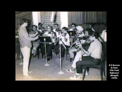 Instrumental - Rajkumari (1970) - Title Track (Bengali Movie)