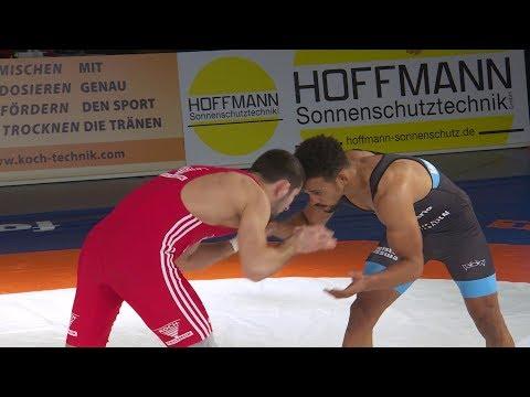 Deutsche Ringerliga: Highlights 15. Kampftag Saison 2017/18 - Ispringen gegen Weingarten (SPORT1)