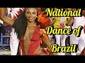 National Dance of Brazil: SAMBA!!  How was it born? 7 MINUTES of Pure Dancing!
