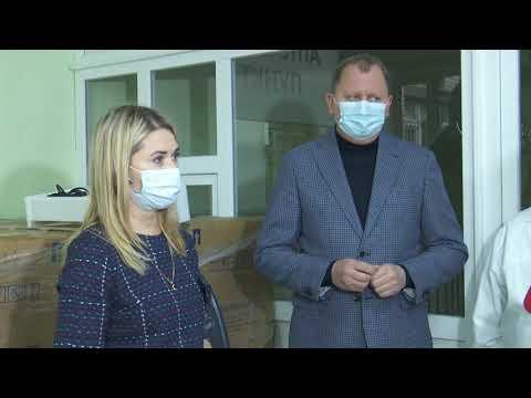 Rada Sumy: Сумські лікарні отримали придбані коштом громади 50 кисневих концентраторів