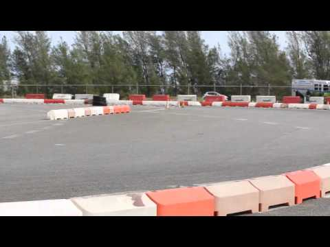 Karting Bermuda January 22 2012