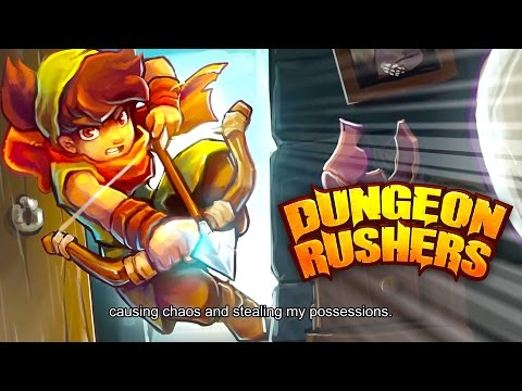 Dungeon Rushers - Launch Trailer