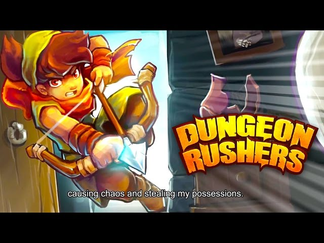 Dungeon Rushers - Launch Trailer