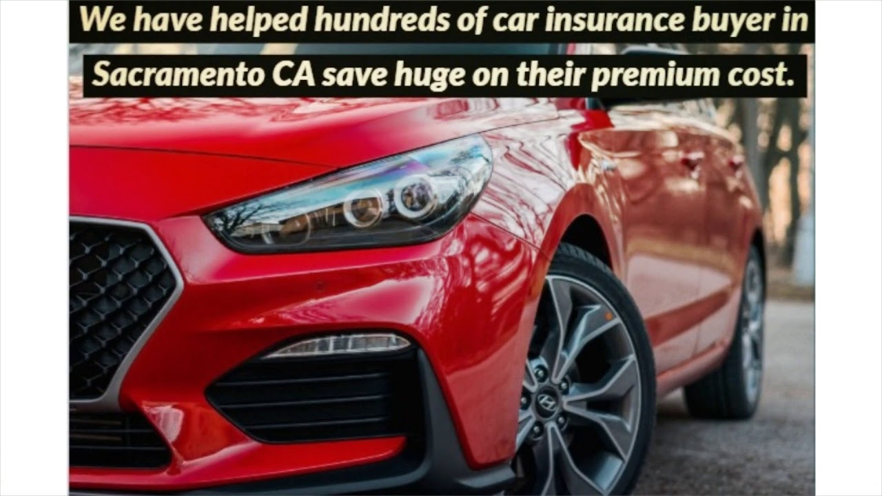 Cheap Car Insurance in Sacramento CA