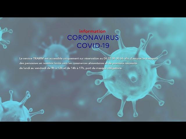 Mesures pour lutter contre le COVID 19 à Amnéville