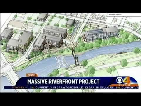 February 2016 - Muncie, Indiana Plans Riverfront Project