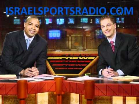 E.S.P.N.'s Mike Hill joins Ari Louis on IsraelSportsRadio