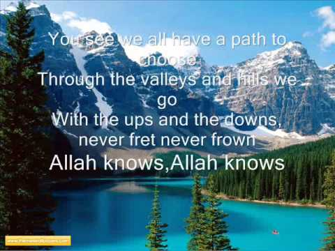 zain bhikha allah knows