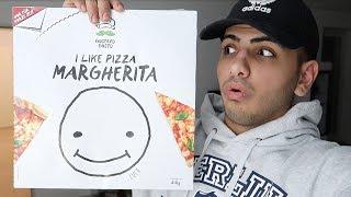 Ich TESTE eine LUCA PIZZA!!! 😨 | SEKO