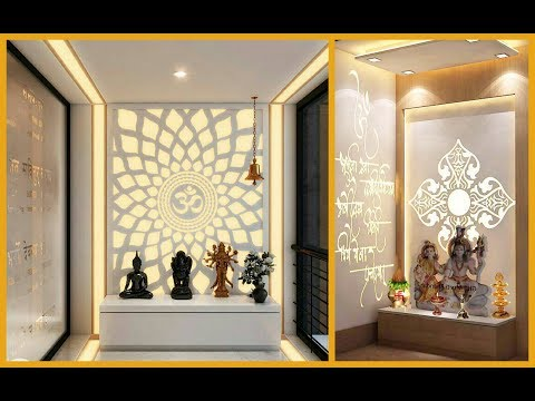 Top 38 Indian Puja Room and Mandir Design Ideas (Part-1)- Plan n Design
