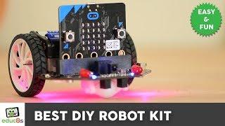 Best DIY Robot kit for beginners - Micro:Bit