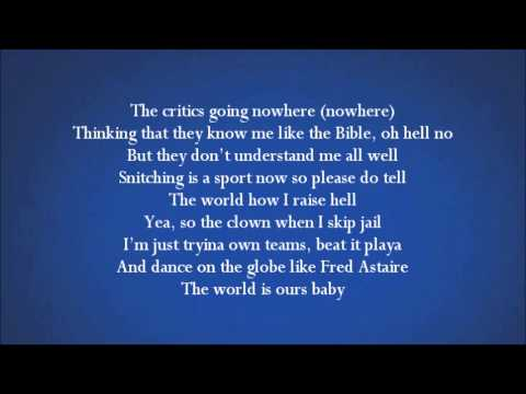 Pitbull Feat. Danny Mercer - Outta Nowhere (Lyric Video)