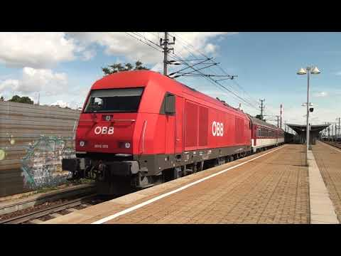 Trains At Wien Simmering 8 August 2019 Part 1