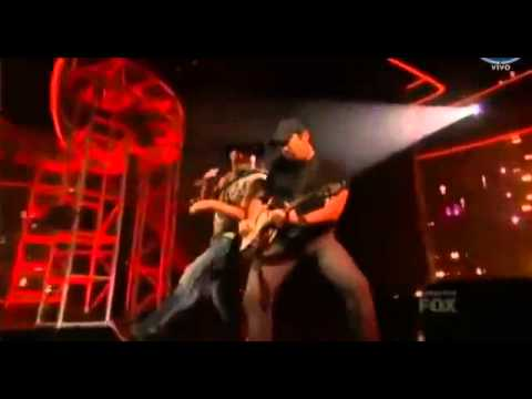 Tate Stevens - Somebody Like You The X Factor USA 2012 - Live Show 8 (Top 8)