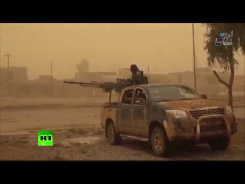 Thumbnail: ISIS releases video of its fighters allegedly advancing through streets of Mosul