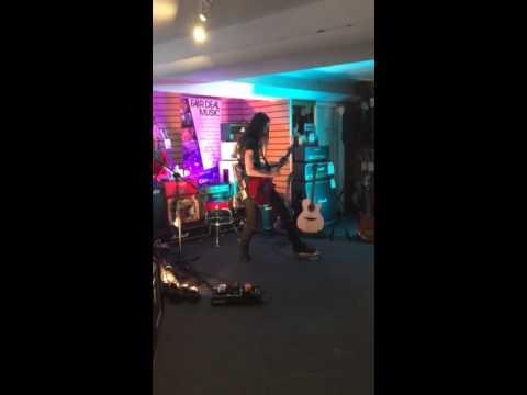 Dario Lorina @fair deal music Birmingham 12-02-15