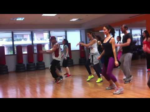 Ethnic Fitness CLUB 16.5.2014 Saer Jose Zumba