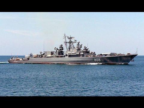 Russian Navy - Pytlivyy frigate 808