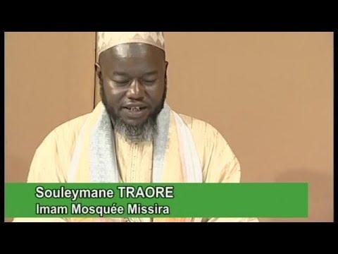 01 El Hadji Imam Souleymane Traoré Bamako Mali dine baro sur le ORTM