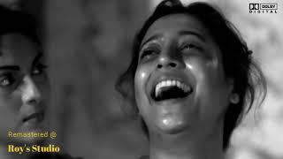 Ei Raat Tomar Amar (HD Video - Remastered Audio) - Deep Jwele Jaai, Suchitra Sen, Hemanta Mukherjee