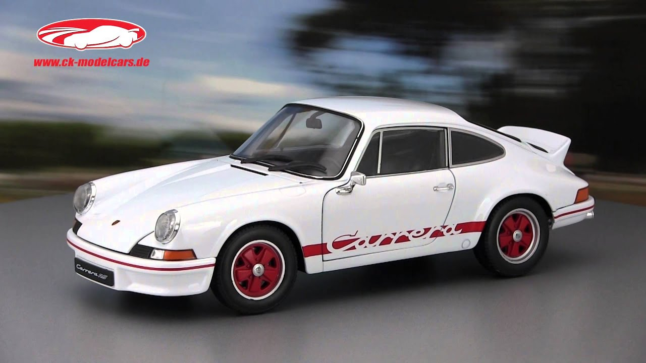 Ck modelcars video porsche 911 carrera rs baujahr 1973 wei welly ck modelcars video porsche 911 carrera rs baujahr 1973 wei welly vanachro Choice Image