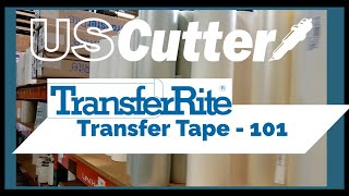 Gambar cover Transfer Tape 101 - Everything Transfer Rite explained along with demonstrations.