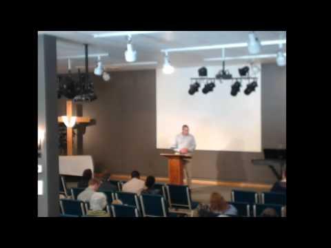 Pastor Chris Cooper 10/16/2016