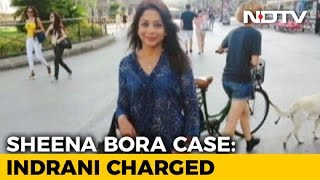 Charged With Murder Today, Indrani Mukerjea Seeks Divorce From Peter