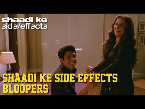 Shaadi Ke Side Effects - Bloopers | Gag Reel