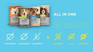 ALL NEW Sentinel Spectrum Flea & Heartworm Prevention by Novartis