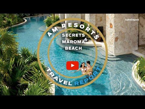 Secrets Maroma Beach Riviera Cancun: lujo y romance a orilla del mar
