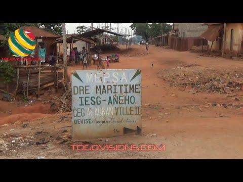 Enfer, misère, chomage, corruption, il faut sauver AFAGNAN, ville natale de Faure GNASSINGBE