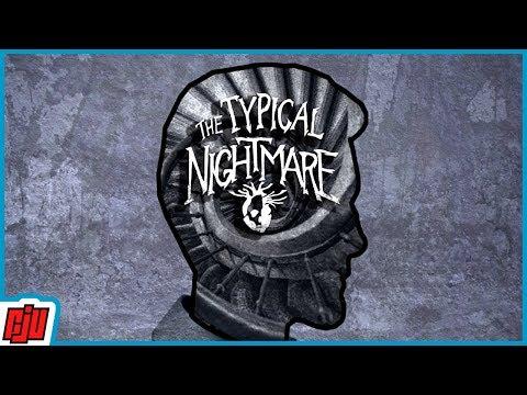 Typical Nightmare | Terrible Indie Horror Game | PC Gameplay Walkthrough