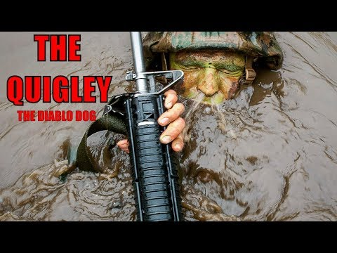 "THE QUIGLEY: ""Notorious!"" Marine Corps Officer Candidate School Combat Course"