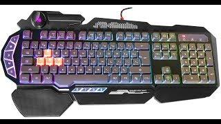 клавиатура 4 tech bloody b314