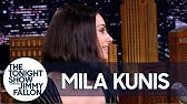 Mila Kunis Spent Her Honeymoon in an RV Park with Ashton Kutcher's Parents