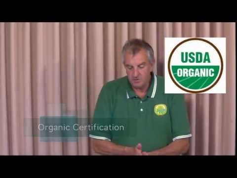 Organic Farming with Mac Stone