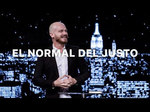 El normal del Justo | Ps. Andrés Spyker