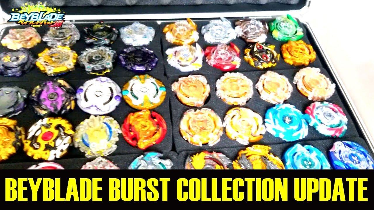 WORLDS GREATEST BEYBLADE BURST COLLECTION 2 (Hasbro, Takara TOMY, Rare Beys)