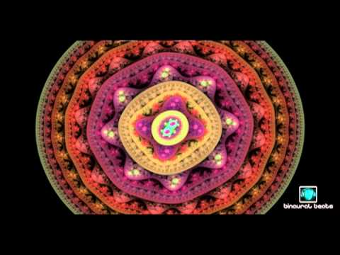 WARNING VERY STRONG PURE TONES Meditation Music with THETA WAVES