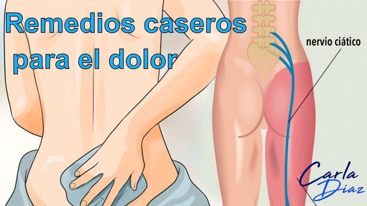 Tratamiento para la ciatica natural
