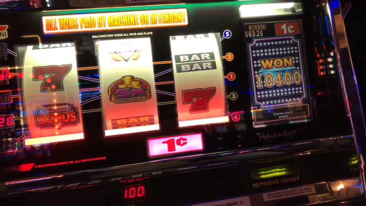 Casino Slots Wins