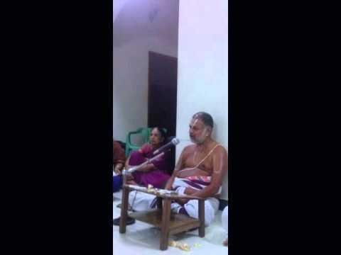 Yeetil Ramayanam-1 , Sr U. Ve. Mannargudi Rajagopalachariar Swamy